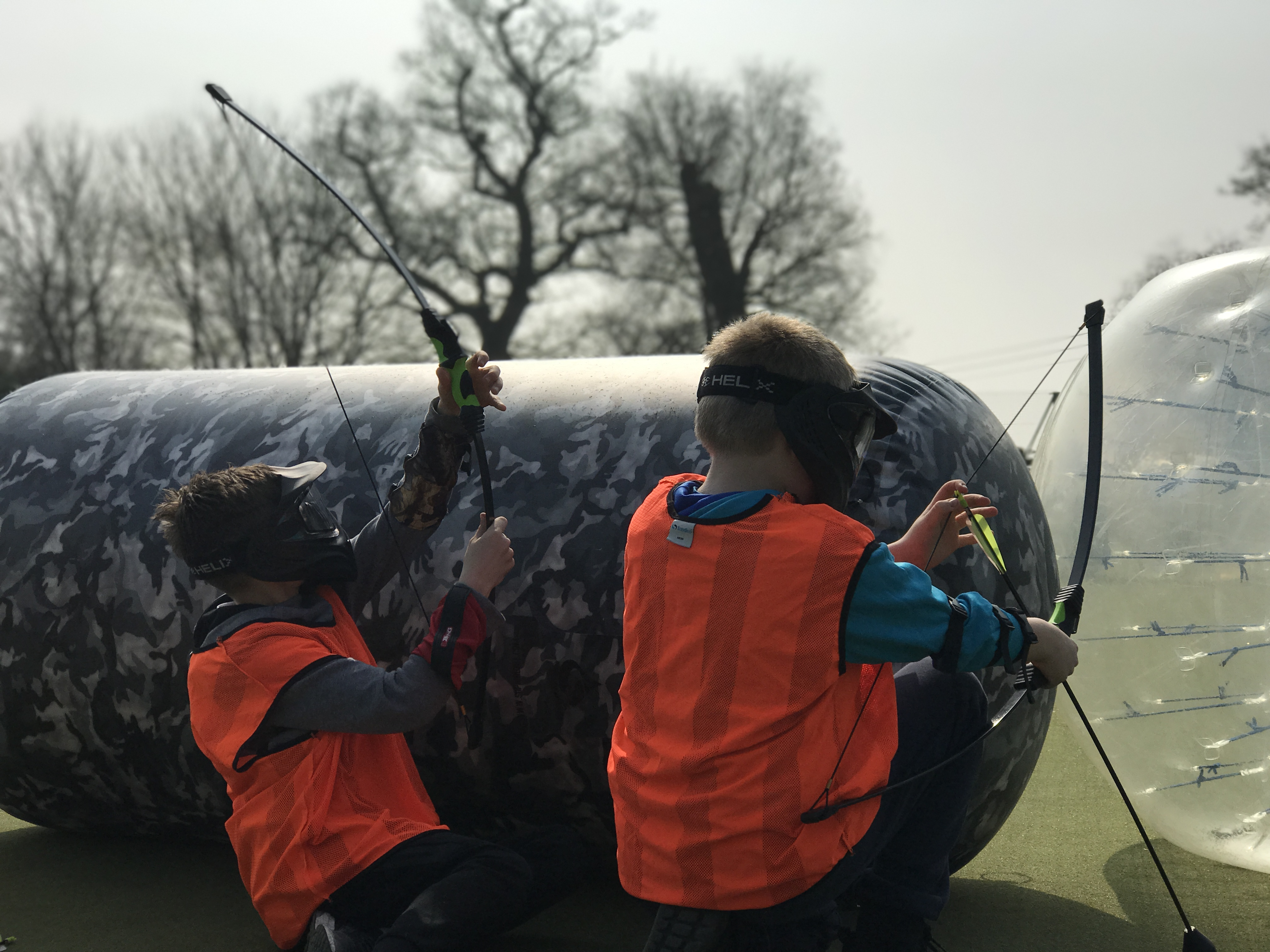 Archery Tag Dorset